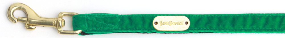 Leash Kelly Green