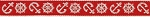 Anchors Red 5/8 inch Collar