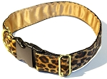Cheetah Natural 3/4 inch Collar