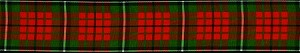 "Clan Nicholson's motto is ""By Generosity"".  They are a lowland Scottish clan.  This tartans colors are green and red.  Available in 5/8"", or 1.5"" wide collars and 4 ft long 5/8"" wide matching leash"